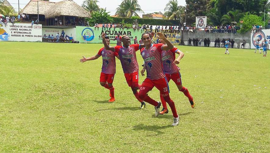 Iztapa es uno de los candidatos a conseguir uno de los dos boletos para la categoría mayor del fútbol guatemalteco. (Foto: Locos X Escuintla)