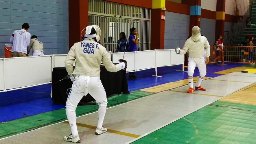 Guatemala tendrá participación en las pruebas por equipos e individuales en la disciplina de esgrima. (Foto: Federación Nacional de Esgrima de Guatemala)