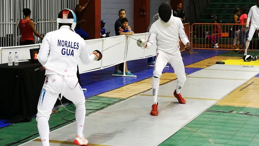 La esgrima guatemalteca viajará a Costa Rica para competir en la Copa Satélite. (Foto: Federación Nacional de Esgrima Guatemala)