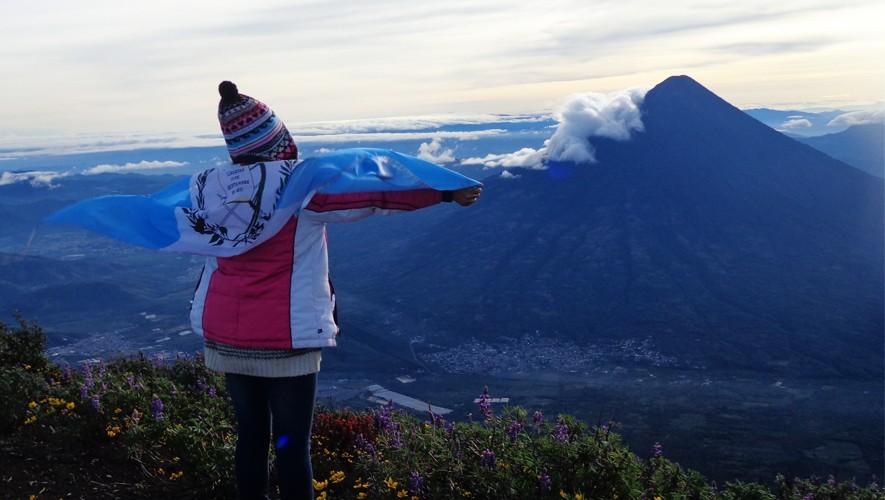 En mayo no te pierdas la oportunidad de escalar los diferentes volcanes que se encuentran en el país. (Foto: LavaXpedition Gt)
