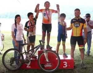 ganadores infantil
