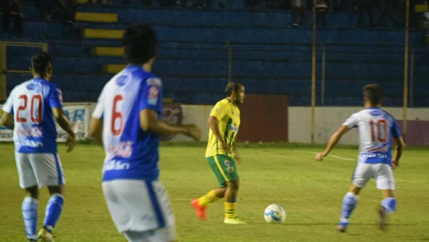 Partido de Guastatoya vs Suchitepéquez por el Torneo Clausura | Mayo 2017