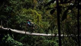 El fotógrafo Max Whittaker visitó tres parques para demostrar que Guatemala tiene espacios para el ciclismo de montaña. (Foto: Max Whittaker)