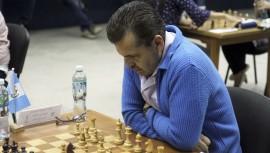 El campeón nacional Carlos Juárez liderará la delegación de ajedrez en Cuba. (Foto: CDAG)