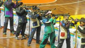 El equipo de tiro competirá ante tiradores de talla mundial en Alemania. (Foto: COGuatemalteco)