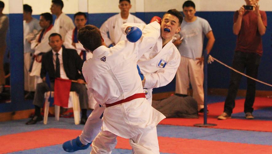 Los karatecas guatemaltecos buscarán consagrarse como los mejores de América. (Foto: CDAG)