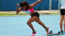 Rosa Baltazar y 5 atletas más buscarán los primeros lugares de sus pruebas en una de las competencias más prestigiosas de Latinoamérica. (Foto: CDAG)