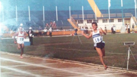 5 atletas han logrado cosechar 7 victorias para Guatemala en toda la historia de la carrera, entre ellos Hugo-Allan García —a la derecha— (foto no corresponde a evento). (Foto: Facebook de Hugo-Allan García)