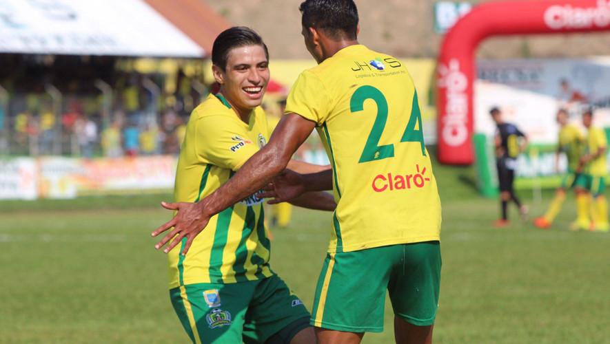 Partido de vuelta Petapa vs Guastatoya, semifinales del Torneo Clausura | Mayo 2017