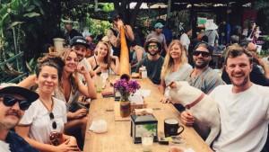 Tour para practicar inglés con extranjeros en Antigua Guatemala | Diciembre 2017