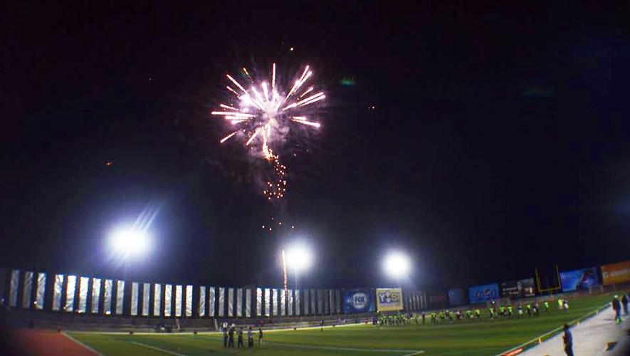 Inicio de temporada de Fútbol Americano en Guatemala | Mayo 2017