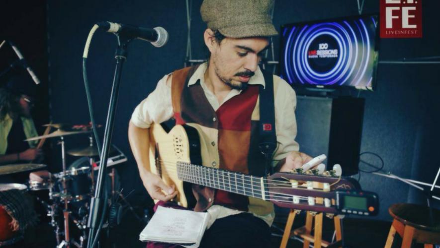 Concierto acústico de Ishto Juevez en Saúl L'Ostería| Junio 2017