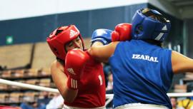El Campeonato Femenino contó con la participación de más de 60 boxeadoras de todo el país. (Foto: CDAG)