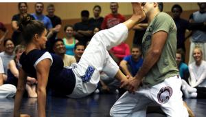 Curso de defensa personal para mujeres en Rilion Gracie Jiu Jitsu Academy | Mayo 2017