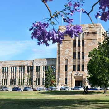 la universidad de Queensland