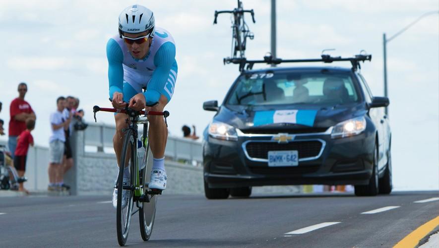 Manuel Rodas gana bronce en el Panamericano de Ciclismo de