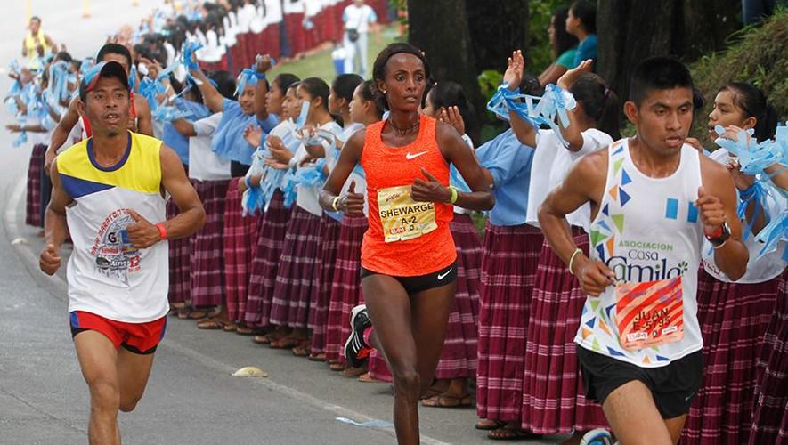 Media Maratón Internacional de Cobán   Mayo 2017