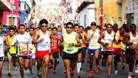 En mayo se estará celebrando la famosa Media Maratón Internacional de Cobán. (Foto: Sports & Marketing)