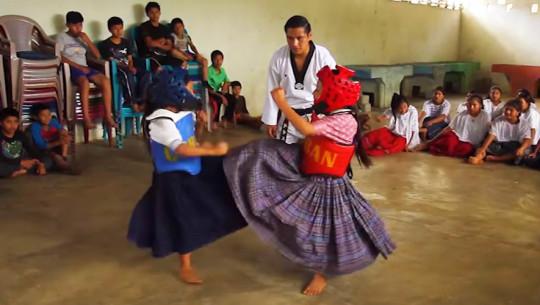 Esta iniciativa tiene como objetivo reforzar la inclusión de la mujer en el mundo del deporte. (Captura de pantalla/COGuatemalteco)