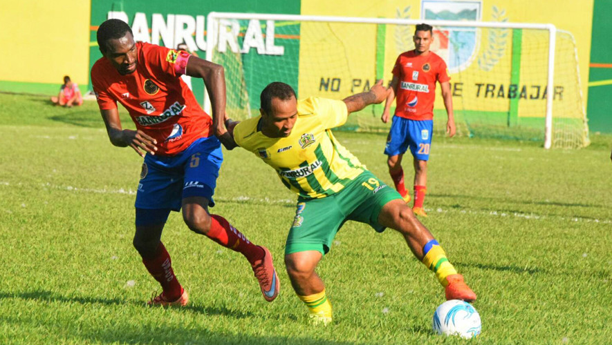 Partido de ida Guastatoya vs Municipal, final del Torneo Clausura | Mayo 2017