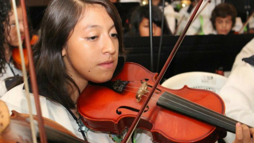 Concierto de Orquesta Sinfónica Juvenil Municipal en Conservatorio Nacional | Mayo 2017