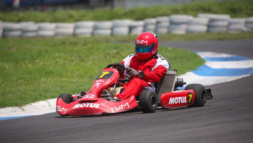 El Autódromo Pedro Cofiño vivió una jornada intensa en el Campeonato Nacional de Karting. (Foto: AKG/Speed Action)