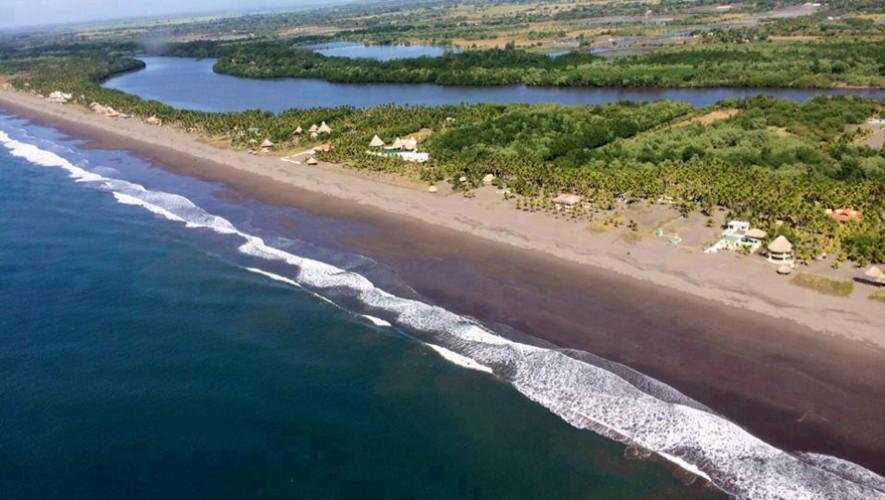 Únete a la jornada de limpieza en una de las playas del Pacífico guatemalteco. (Foto: Guatemala Impresionante)