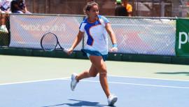 Rut Galindo es una de las favoritas para proclamarse campeona de este torneo. (Foto: Javier Herrera / Rackets & Golf )