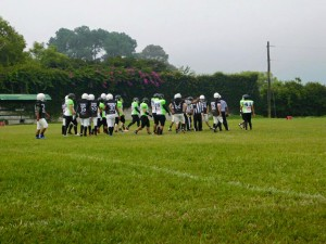 (Foto: Antigua Rhinos Football Team)