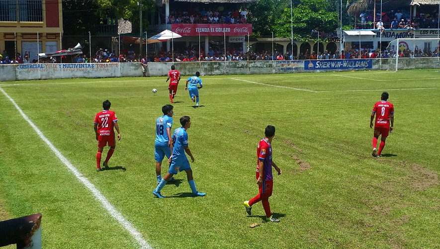 Partido de Sanarate vs Iztapa por el ascenso a Liga Nacional | Junio 2017