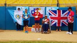El equipo de tiro con arco logró 6 medallas durante su participación en Puerto Rico. (Foto: COGuatemalteco)