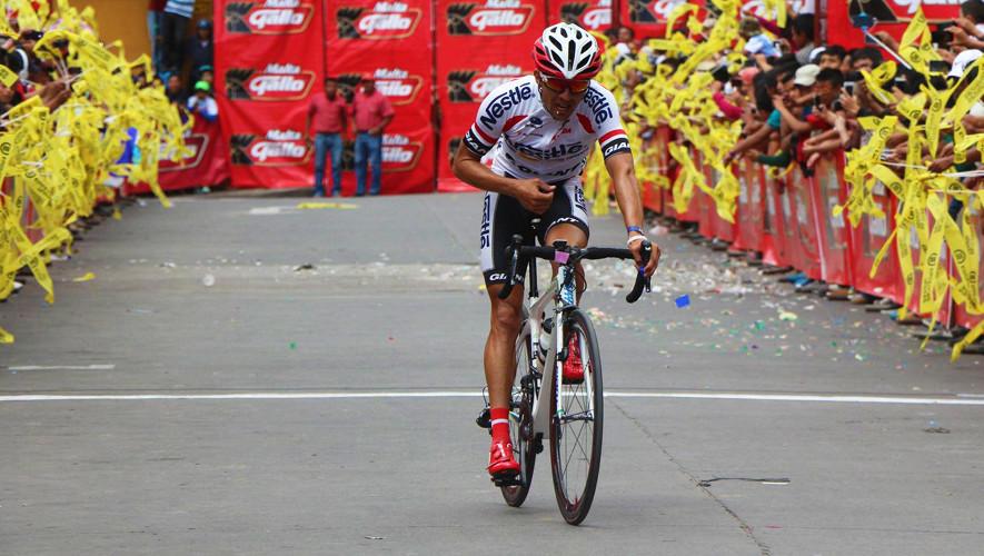 La Clásica Club Amigos del Deporte contará con la participación de Román Villalobos, campeón de la última Vuelta Ciclística a Guatemala. (Foto: FGC)