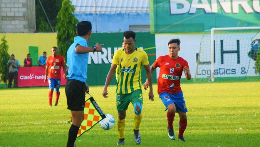 La final del Torneo Clausura 2017 se disputará entre los cuadros de Municipal y Guastatoya. (Foto: CD Guastatoya)