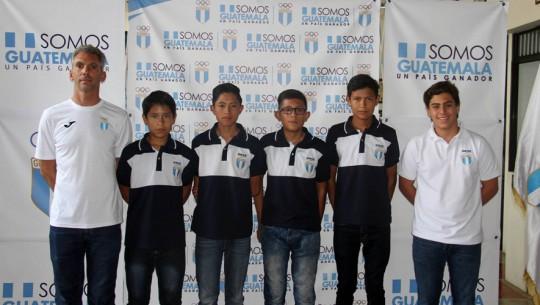 "5 veleristas ""chapines"" verán acción en México. (Foto: CDAG)"