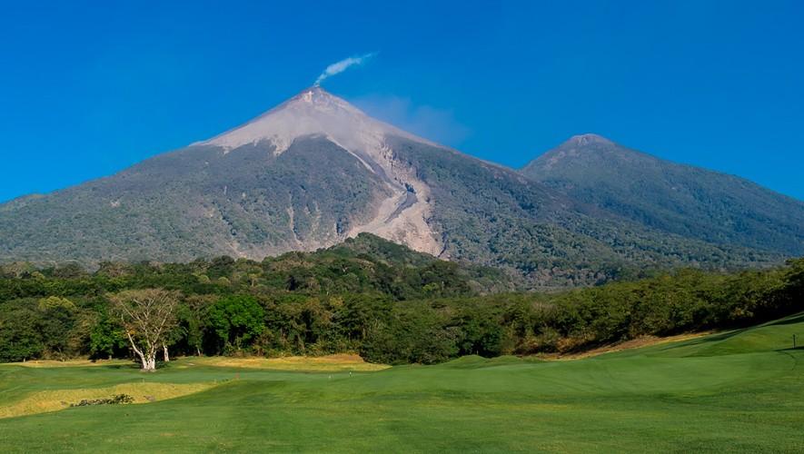 Ascenso al volcán de Fuego por ruta Alotenango | Mayo 2017