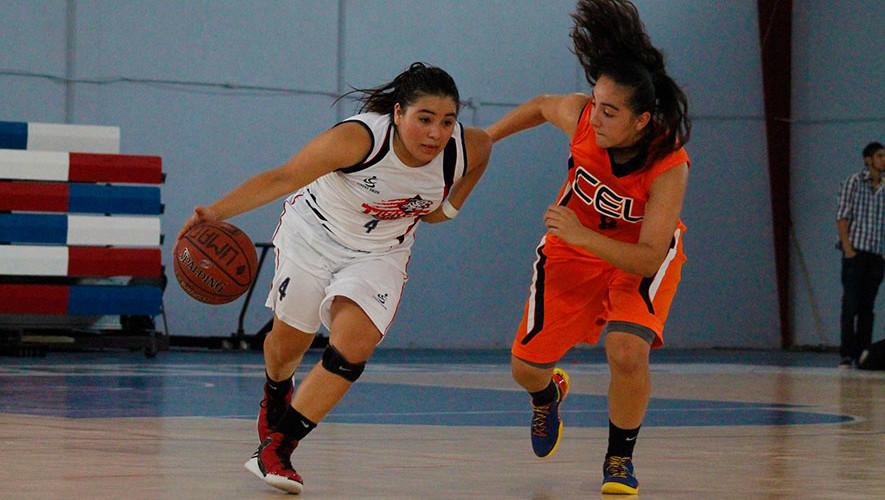 Actualmente es una referente en la selección femenina de baloncesto guatemalteco. (Foto: GF Photography)
