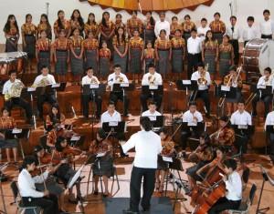 Orquesta Juvenil de San Juan Sacatepéquez Sonidos de Esperanza