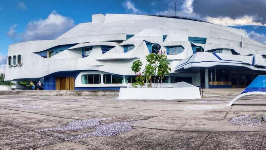 39 aniversario del Centro Cultural Miguel Ángel Asturias