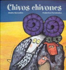 Chivos Chivones. (Foto: IberLibro)
