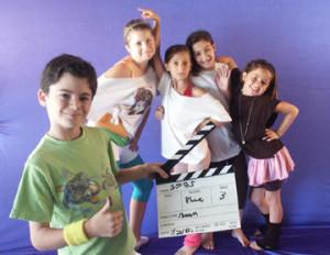 Taller de cine para niños