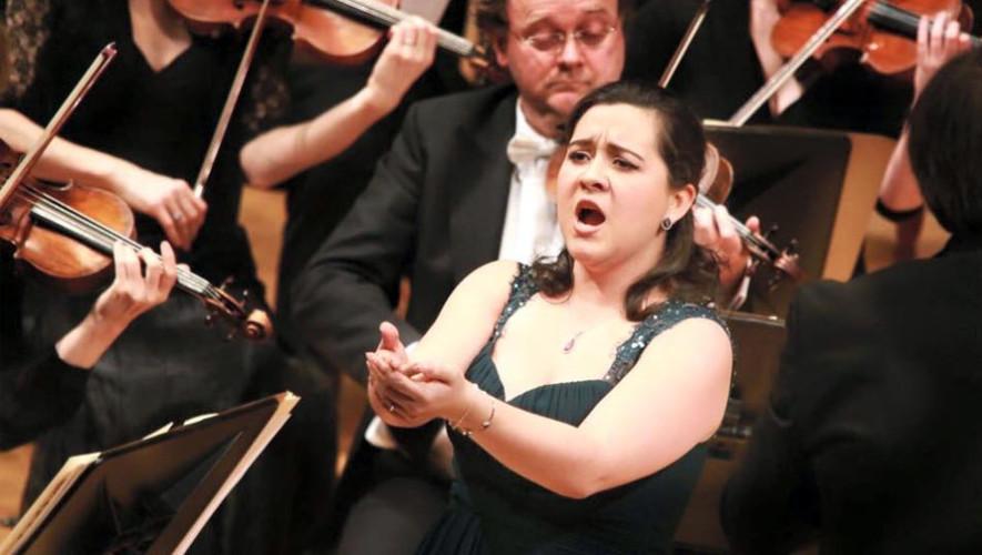 Recital de música lírica a beneficio de Fundación Margarita Tejada | Agosto 2017