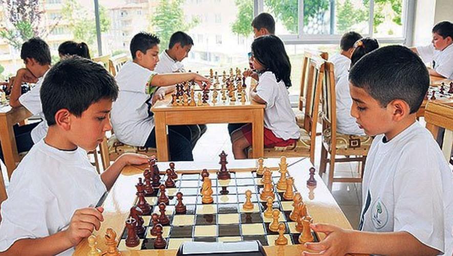 Curso de ajedrez para niños | Julio 2017
