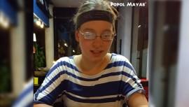 Alemana aprende palabras en idioma maya k'iche' de Guatemala