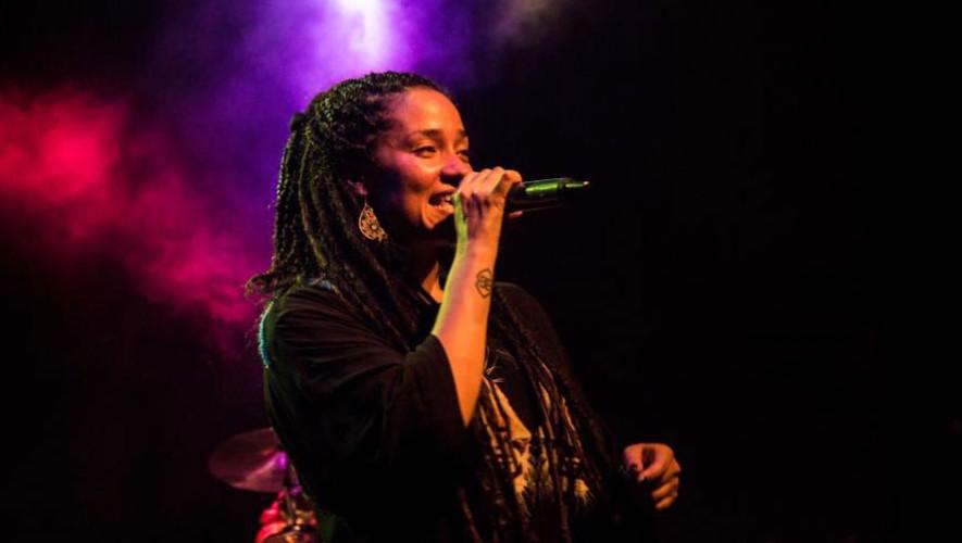 Concierto de Alika en Guatemala | Junio 2017