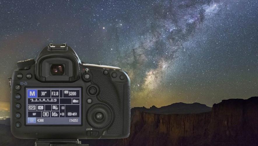 Taller de astrofotografía | Junio 2017