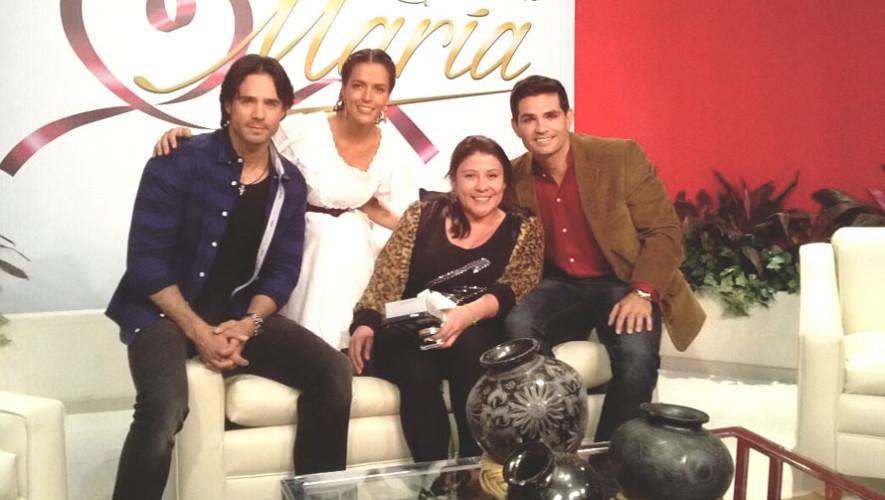 Beatriz Moreno es maquillista de reconocidos actores en México