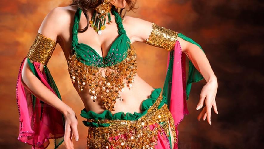 Clase gratuita de belly dance   Junio 2017