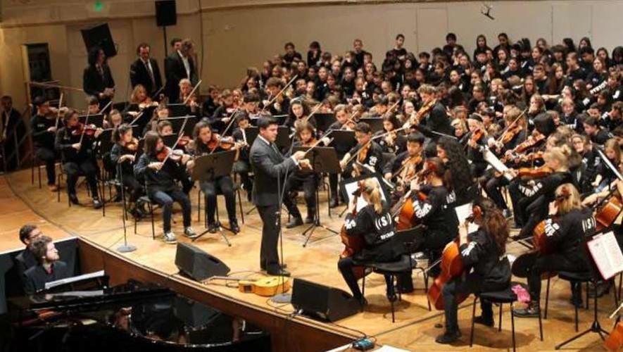 Bruno Campo, músico y director guatemalteco, dirige Antepar en Dinamarca 2017