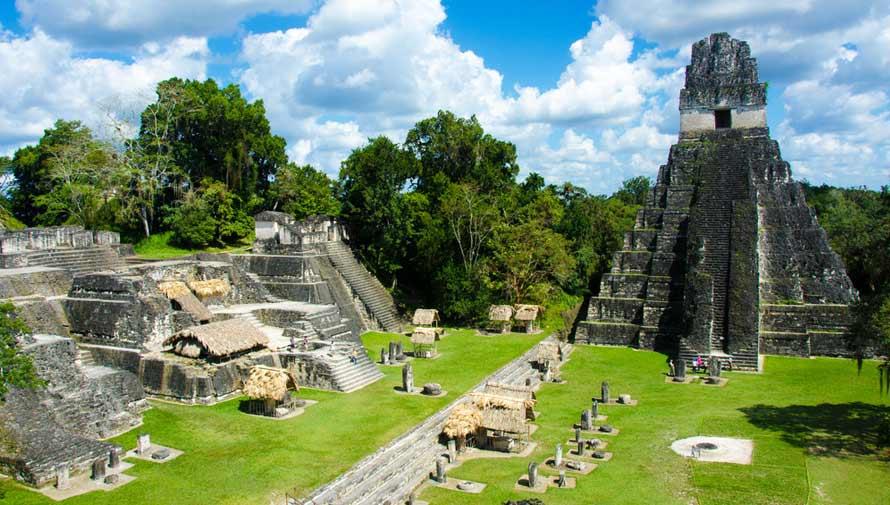 Cadena de televisión estadounidense comparte lugares turísticos de Guatemala