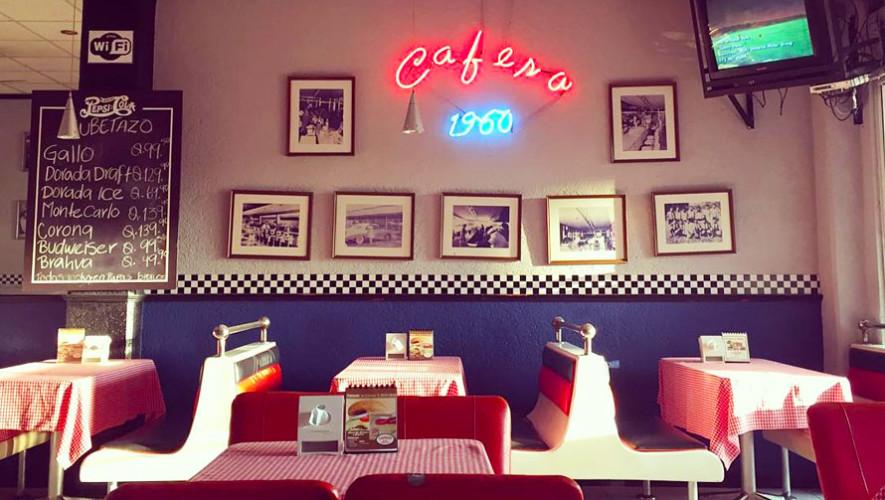 Cafesa, el primer restaurante de Guatemala en abrir las 24 horas